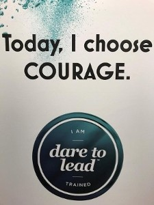 Dare to Lead Trained