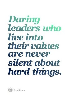 Dare to Lead Brene Brown